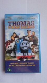 Thomas And The Magic Railroad UK VHS
