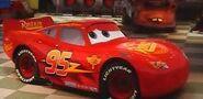 Hudson Hornet Lightning McQueen