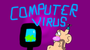 Uncle Grandpa Computer Virus Title Card