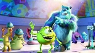 If I Didn't Have You (Monsters, Inc.) as Easy Going Day (Follow That Bird)