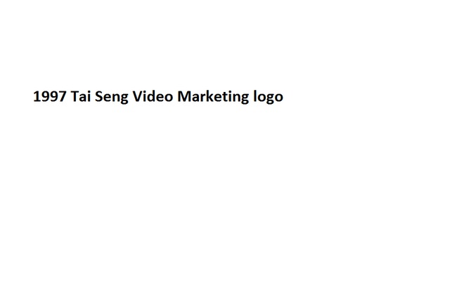 File:1997 Tai Seng Video Marketing logo.png