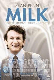 2008 - Milk Movie Poster