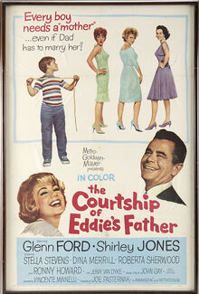 Poster of the movie The Courtship of Eddie's Father