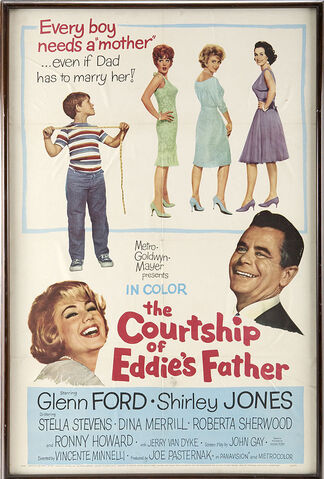 File:Poster of the movie The Courtship of Eddie's Father.jpg