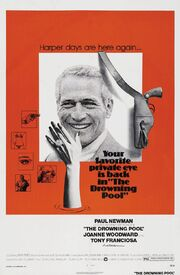 1975 - The Drowning Pool Movie Poster