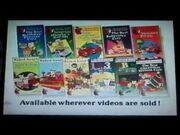 The Busy World of Richard Scarry VHS Preview
