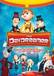 The daydreamer new dvd cover
