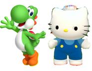 Yoshi and Daniel