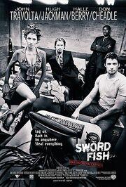 2001 - Swordfish Movie Poster
