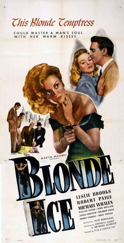 File:1948 - Blonde Ice Movie Poster.jpg