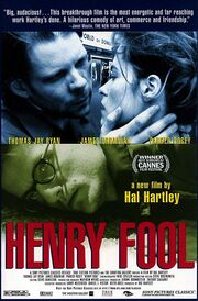1998 - Henry Fool Movie Poster