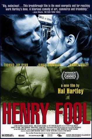 File:1998 - Henry Fool Movie Poster.jpg