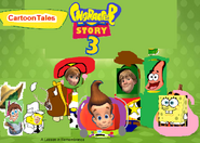Character Story 3 DVD cover