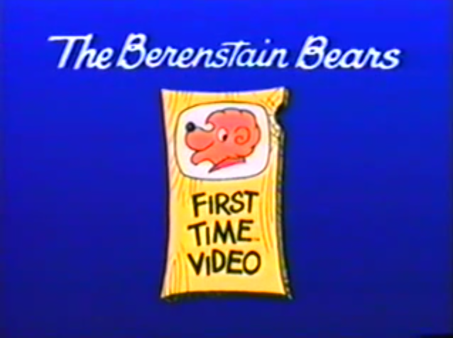 File:The Berenstain Bears First Time Video Logo.png