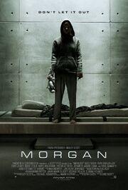 2016 - Morgan Movie Poster