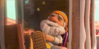 Beard Papa (Wreck-it Ralph)