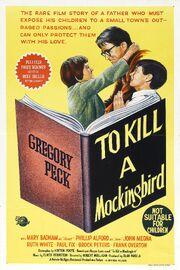 1962 - To Kill a Mockingbird Movie Poster -1