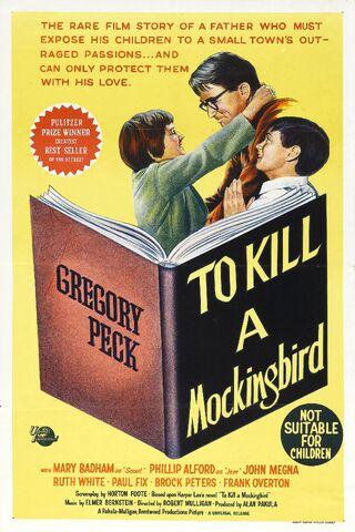 File:1962 - To Kill a Mockingbird Movie Poster -1.jpg