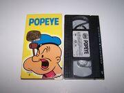 Popeye mgm ua vhs