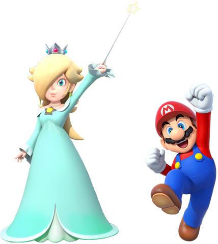 File:Rosalina and Mario.PNG