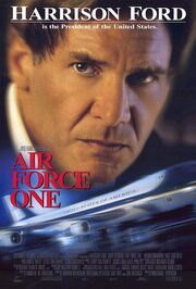1997 - Air Force One Movie Poster