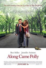 2004 - Along Came Polly Movie Poster