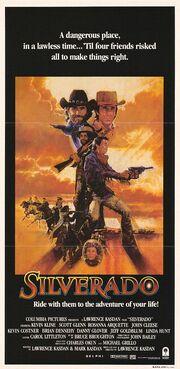 1985 - Silverado Movie Poster -2