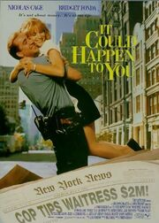 1994 - It Could Happen to You Movie Poster