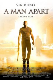 2003 - A Man Apart Movie Poster