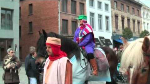Hanswijk Procession Mechelen Belgium 2010