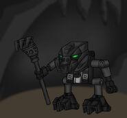 Bionicle turaga onua by flamedramonx20-d5n6d1v