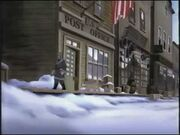 US Post Office from Balto II Preview