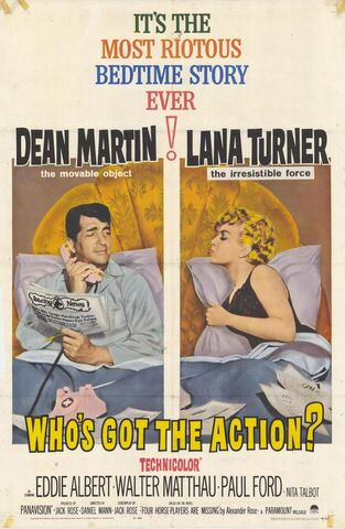 File:1962 - Who's Got the Action Movie Poster.jpg