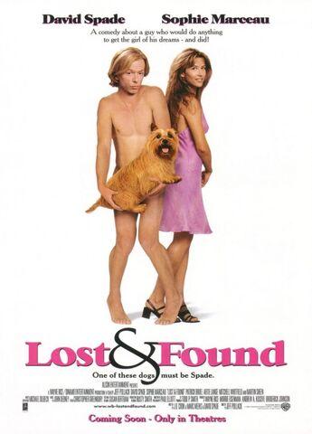 File:1999 - Lost & Found Movie Poster.jpg