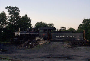 2011 - John D LeBaron - Arcade & Attica 18 Tribute Song