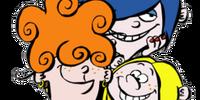 The Kanker Sisters (Ed, Edd n Eddy)