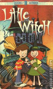 Little Witch VHS Front Cover