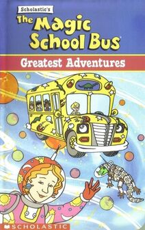 The magic school bus greatest adventures vhs