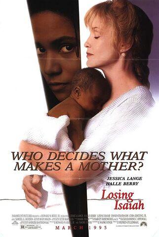 File:1995 - Losing Isaiah Movie Poster.jpg