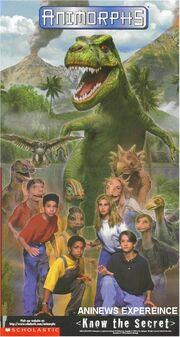 Animorphs Poster