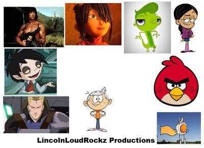 LincolnLoudRockz Productions