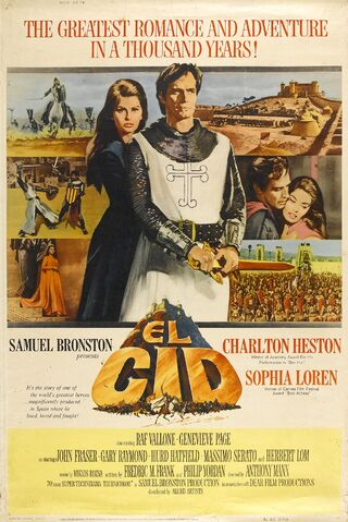 File:1961 - El Cid Movie Poster.jpg