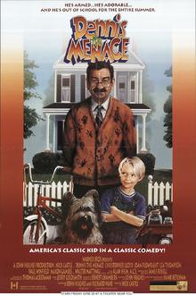 Dennis The Menace (1993) Poster