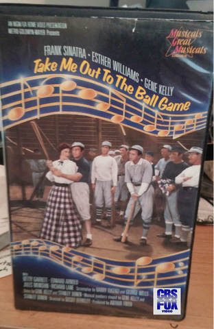 File:Take Me Out To The Ball Game CBS FOX VHS.png