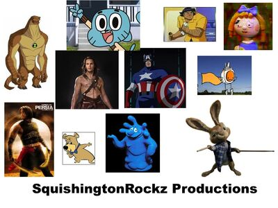 SquishingtonRockz Productions