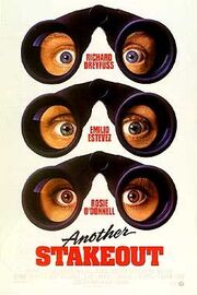 1993 - Another Stakeout Movie Poster