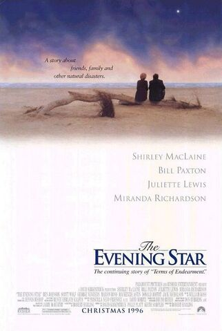 File:1996 - The Evening Star Movie Poster.jpg