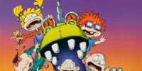 Opening to The Rugrats Movie 1998 Theatre