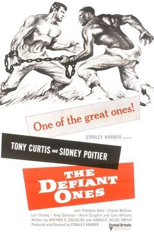 File:1958 - The Defiant Ones Movie Poster.jpg