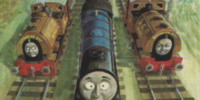 Bill and Ben the Tank Engine Twins/Gallery